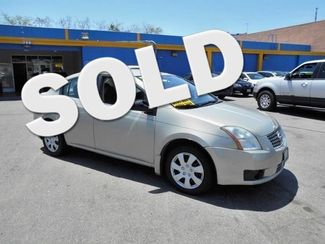 2007 Nissan Sentra 2.0 S | Santa Ana, California | Santa Ana Auto Center in Santa Ana California