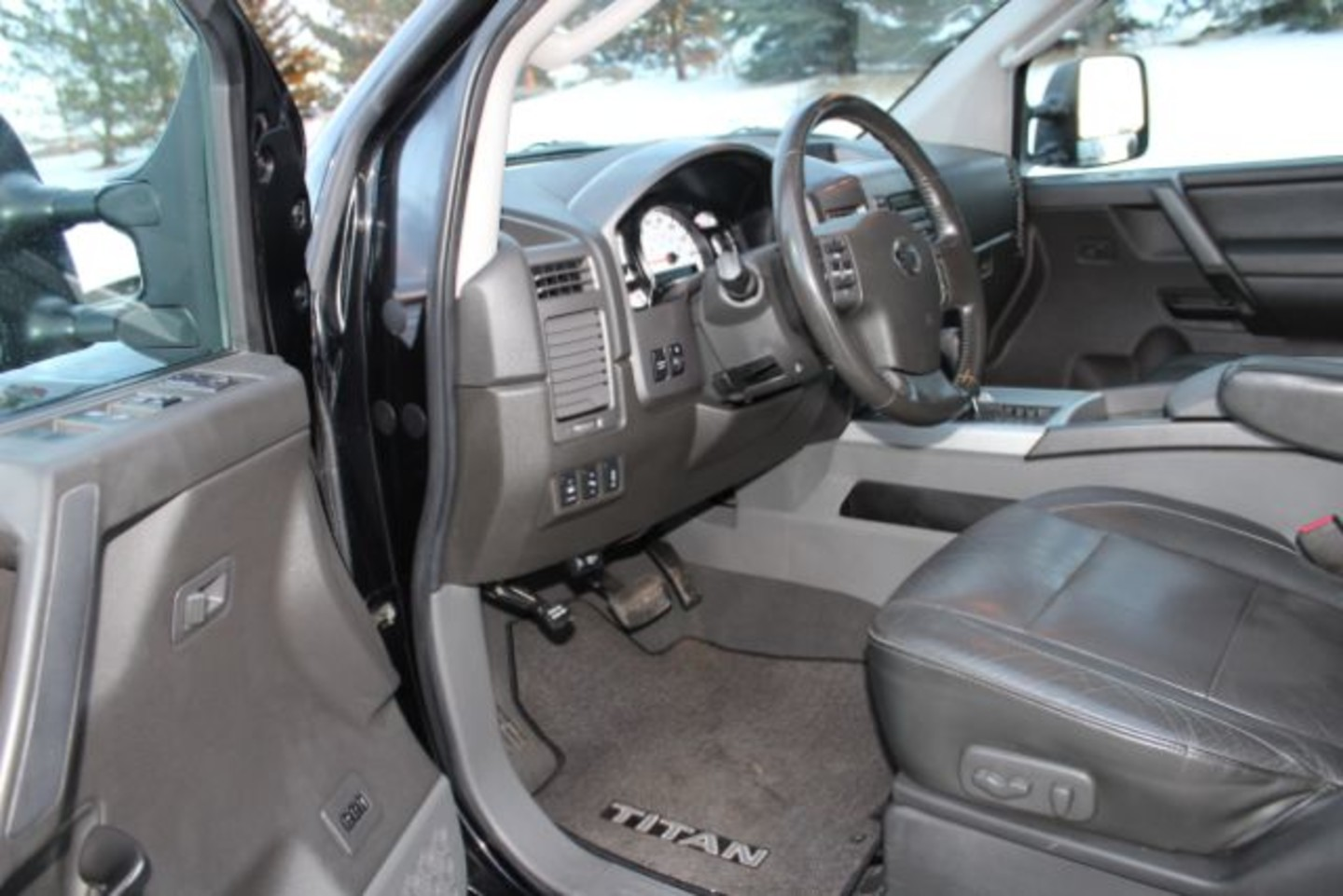 2007 nissan titan se crew cab 4wd city mt bleskin motor for City motor company great falls
