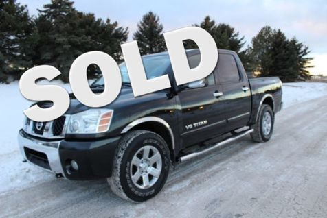 2007 Nissan Titan SE Crew Cab 4WD in Great Falls, MT