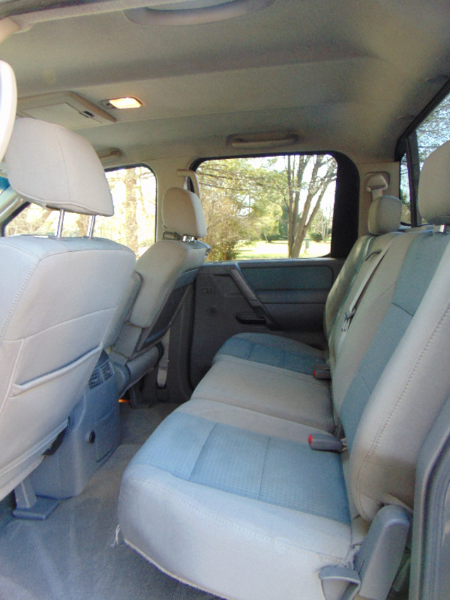 2007 Nissan Titan SE Leesburg, Virginia 16