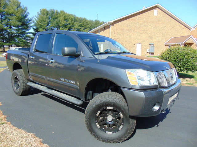2007 Nissan Titan SE Leesburg, Virginia 1