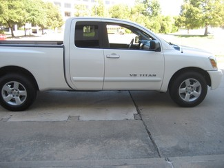 2007 Nissan Titan SE Richardson, Texas 10