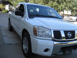 2007 Nissan Titan SE Richardson, Texas 4