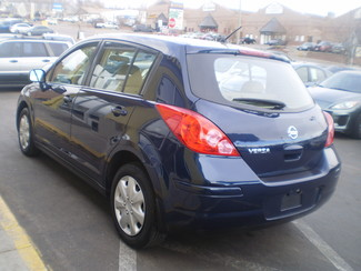 2007 Nissan Versa 1.8 S Englewood, Colorado 6