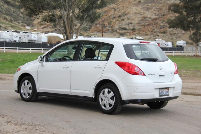 2007 Nissan Versa 1.8 S Santa Clarita, CA 5