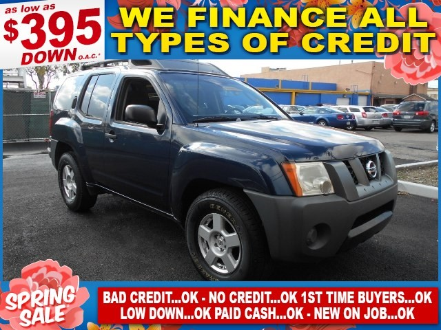 2007 Nissan Xterra S Limited warranty included to assure your worry-free purchase AutoCheck repor