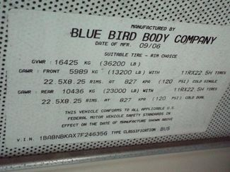 2007 Other BLUE BIRD ALL AMERICAN 44 PASSENGER BUS AC Richmond, Virginia 11