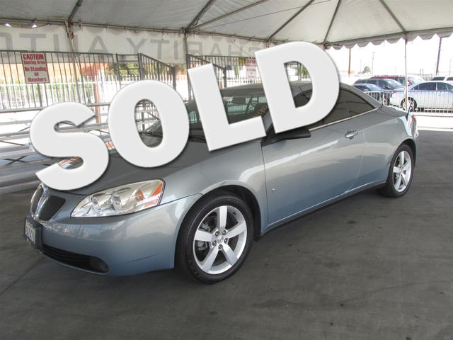2007 Pontiac G6 GT Please call or e-mail to check availability All of our vehicles are availabl