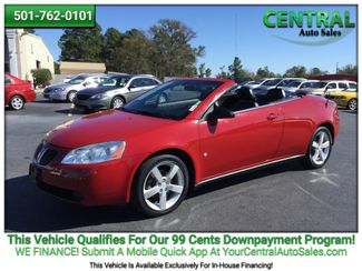 2007 Pontiac G6 GT | Hot Springs, AR | Central Auto Sales in Hot Springs AR