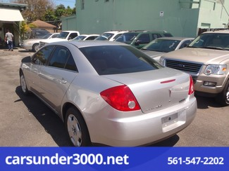 2007 Pontiac G6 1SV Value Leader Lake Worth , Florida 2