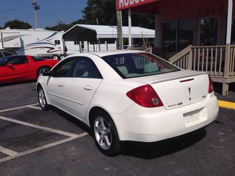 2007 Pontiac G6 Sedan | Myrtle Beach, South Carolina | Hudson Auto Sales in Myrtle Beach, South Carolina