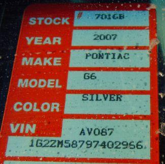 2007 Pontiac G6 GTP Nephi, Utah 13
