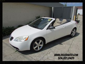 2007 Pontiac G6 GT CONVERTIBLE! LEATHER! CLEAN CARFAX! New Orleans, Louisiana
