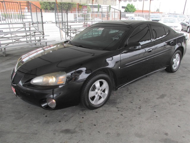 2007 Pontiac Grand Prix Please call or e-mail to check availability All of our vehicles are ava