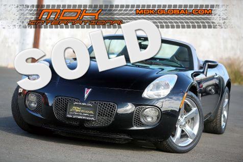 2007 Pontiac Solstice GXP - Premium pkg - Manual - Turbo in Los Angeles