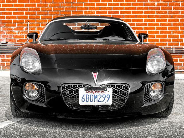 2007 Pontiac Solstice GXP Burbank, CA 3