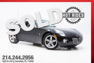 2007 Pontiac Solstice  | Carrollton, TX | Texas Hot Rides in Carrollton