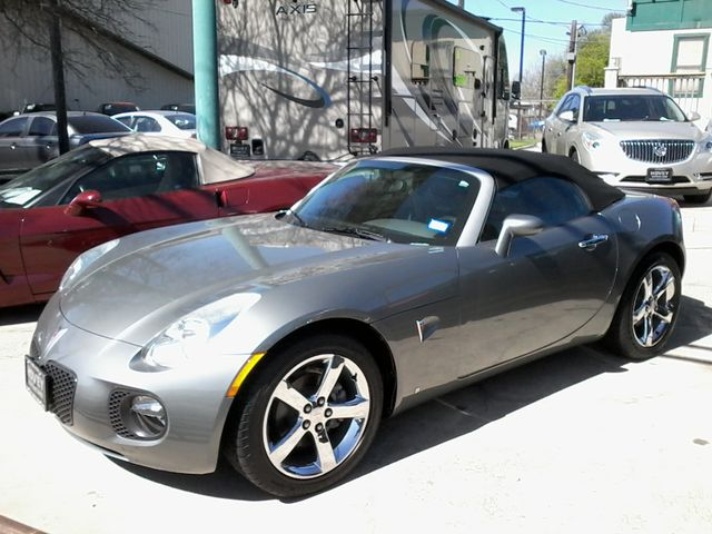2007 Pontiac Solstice GXP Turbo San Antonio, Texas 4