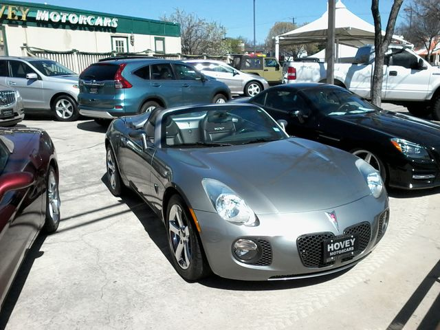 2007 Pontiac Solstice GXP Turbo San Antonio, Texas 2