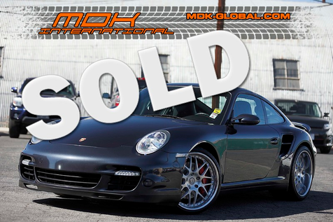 2007 Porsche 911 Turbo - Manual - HRE wheels - GMG exhaust in Los Angeles