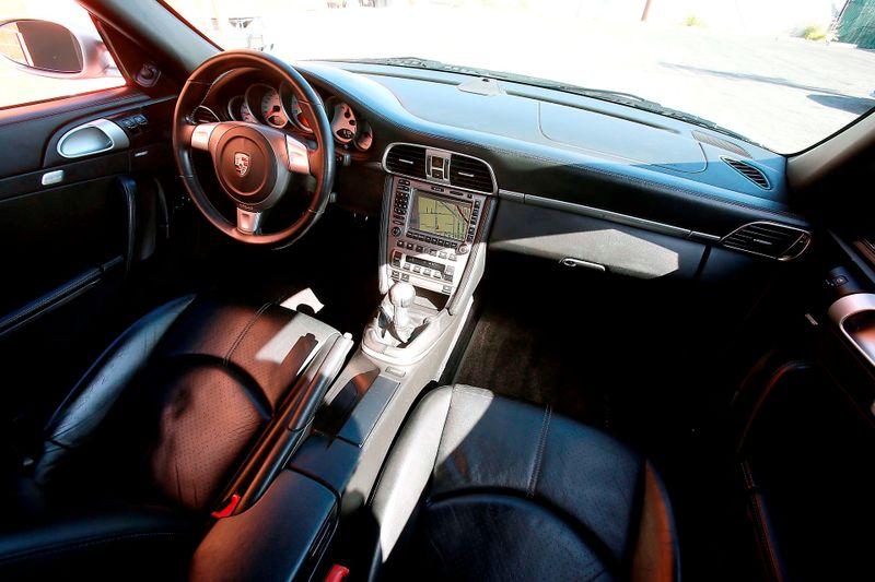 2007 Porsche 911 Turbo - Manual - Parking sensors  city California  MDK International  in Los Angeles, California