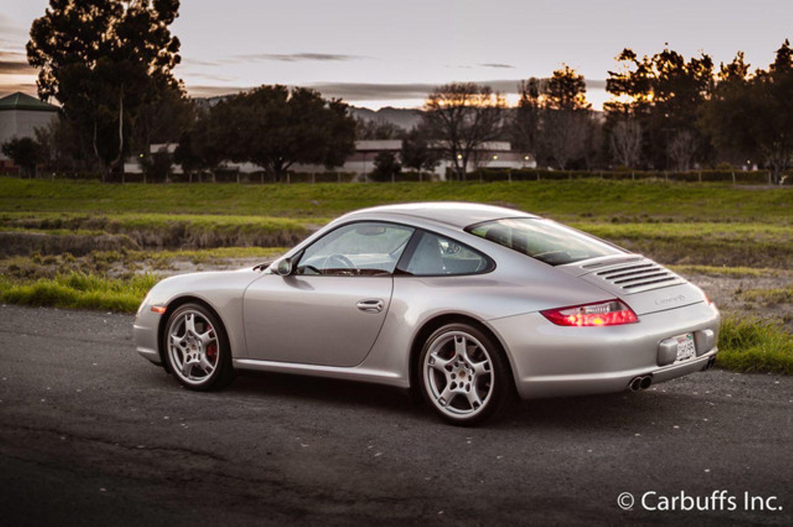 2007 Porsche 911 Carrera 4s Concord Ca Carbuffs