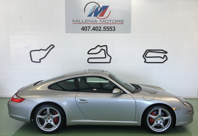 2007 Porsche 911 Carrera S Longwood, FL 11
