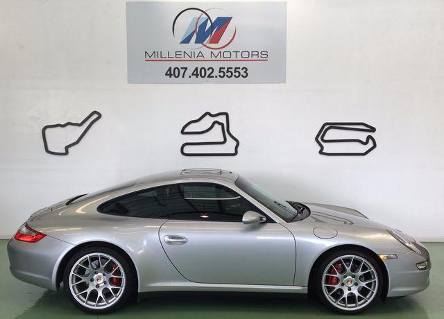 2007 Porsche 911 Carrera 4S Longwood, FL 11