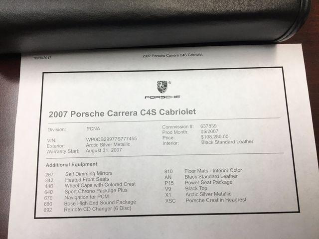 2007 Porsche 911 Carrera 4S Longwood, FL 37