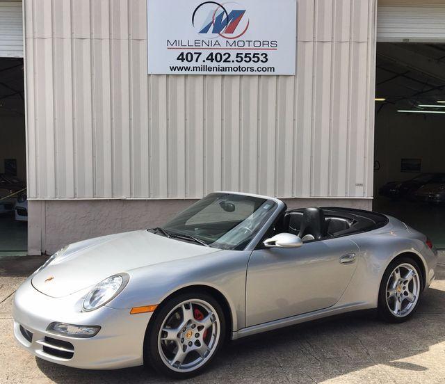 2007 Porsche 911 Carrera 4S Longwood, FL 38