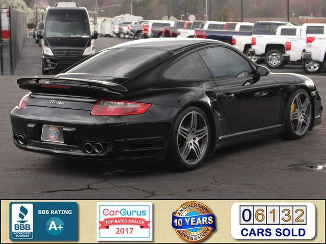 2007 Porsche 911 Turbo AWD - CARBON FIBER - $150,065 MSRP! Mooresville , NC 2