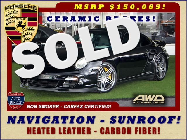 2007 Porsche 911 Turbo AWD - CARBON FIBER - $150,065 MSRP! Mooresville , NC 0