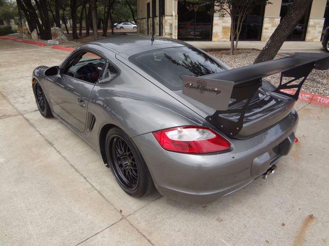 2007 Porsche Cayman S Race Car Austin , Texas 1