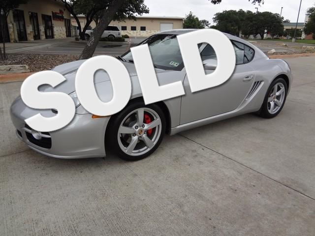 2007 Porsche Cayman S Austin , Texas 0