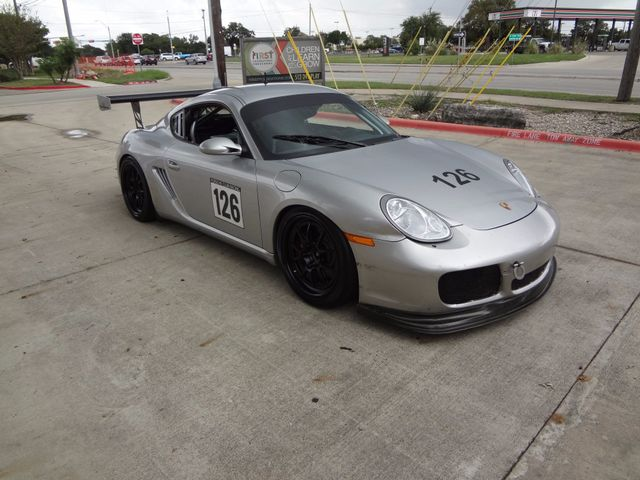2007 Porsche Cayman S Race Car Austin , Texas 7