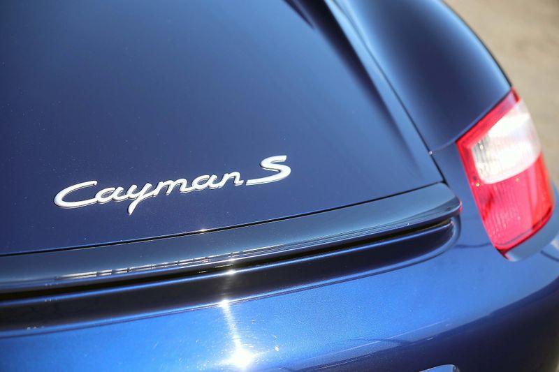 2007 Porsche Cayman S - Manual - BOSE - Navigation  city California  MDK International  in Los Angeles, California