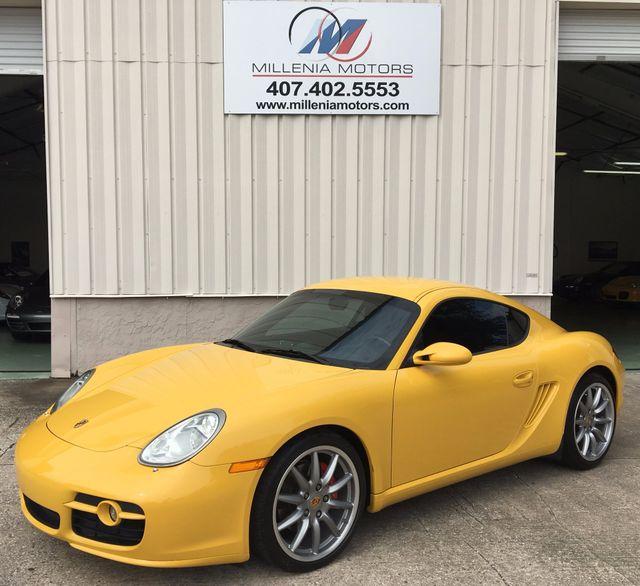 2007 Porsche Cayman S Longwood, FL 37