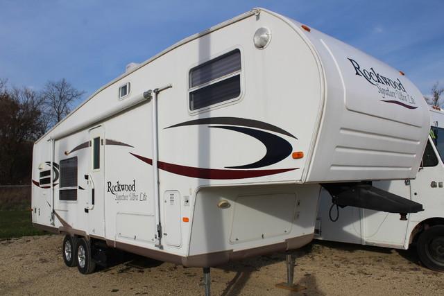 2007 Rockwood 8280SS Roscoe, Illinois 0