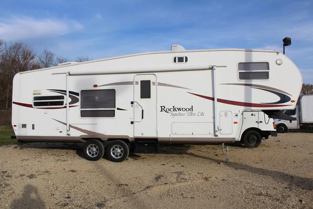 2007 Rockwood 8280SS Roscoe, Illinois 1