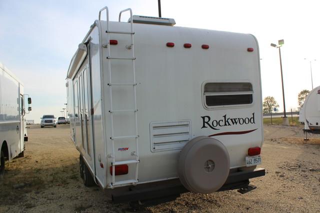 2007 Rockwood 8280SS Roscoe, Illinois 2