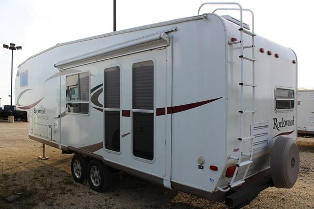 2007 Rockwood 8280SS Roscoe, Illinois 3