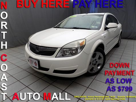 2007 Saturn Aura XE As low as $799 DOWN in Cleveland, Ohio