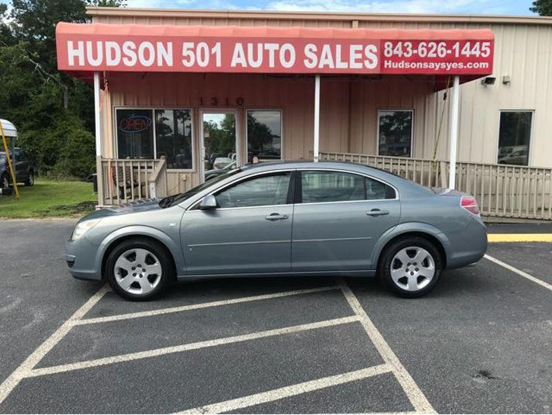 2007 Saturn Aura XE | Myrtle Beach, South Carolina | Hudson Auto Sales in Myrtle Beach South Carolina