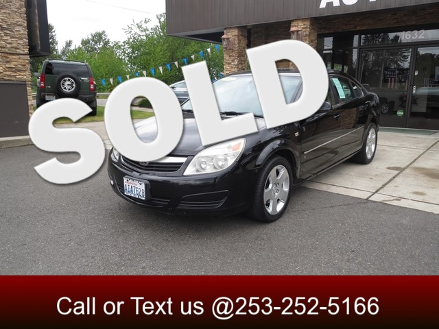 2007 Saturn Aura XE The CARFAX Buy Back Guarantee that comes with this vehicle means that you can