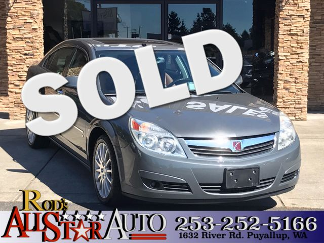 2007 Saturn Aura XR The CARFAX Buy Back Guarantee that comes with this vehicle means that you can