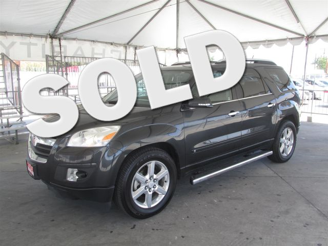 2007 Saturn Outlook XR This particular Vehicle comes with 3rd Row Seat Please call or e-mail to c