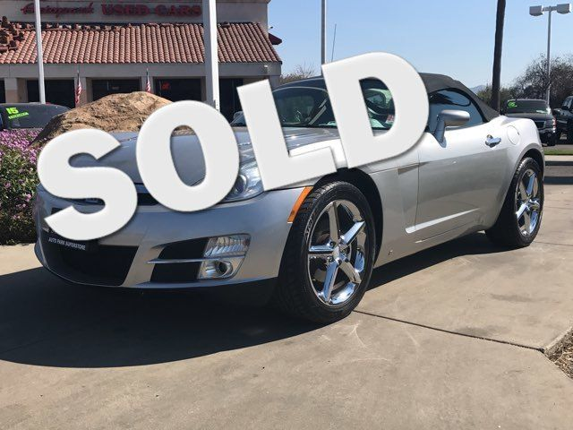 2007 Saturn Sky Striking good looks is what separates this car from all the others VIN 1G8MB35B