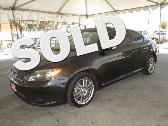 2007 Scion tC Please call or e-mail to check availability All of our vehicles are available for