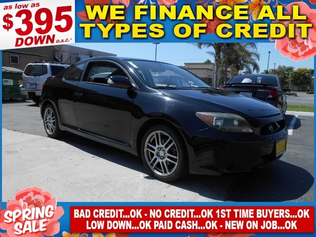 2007 SCION TC Limited warranty included to assure your worry-free purchase AutoCheck report is av