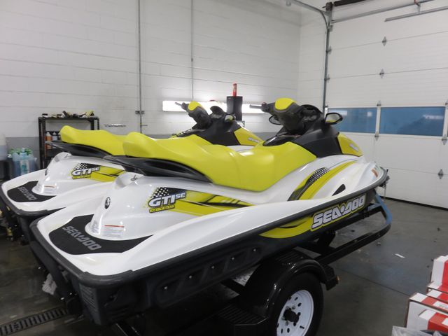 2007 Sea Doo GTI SE Cape Girardeau, Missouri 39